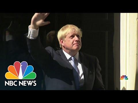 PM Boris Johnson Hospitalized As Queen Gives Rare Address On Coronavirus Pandemic | NBC Nightly News