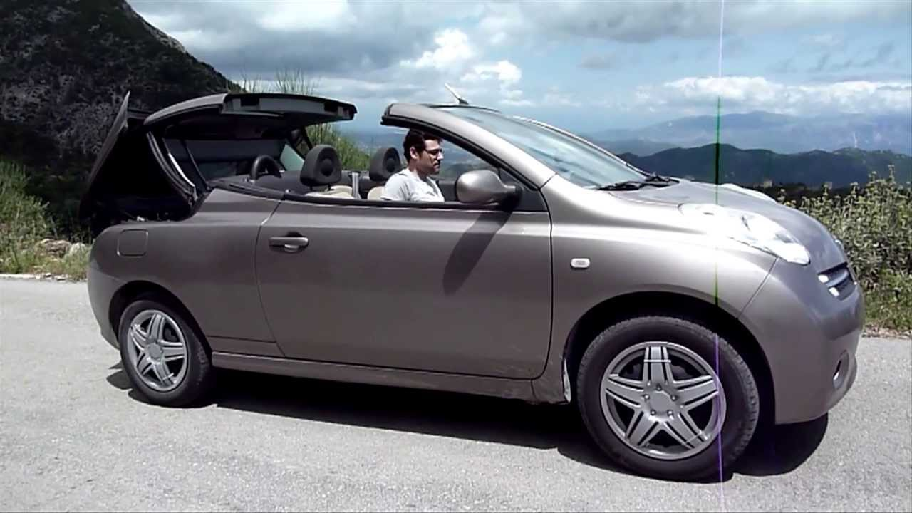 Nissan Micra C C Convertible Cabriolet Roof Hard Top