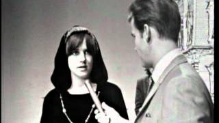 Dick Clark Interviews Jefferson Airplane - American Bandstand 1967