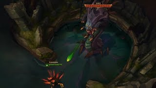 New Baron & Dragon Animations Gameplay (League of Legends Summoner's Rift Update)