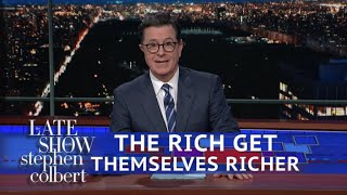 Stephen Renames Trump's Tax Bill