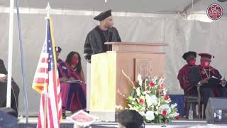 Charlamagne Tha God Delivers Commencement Speech At South Carolina State University