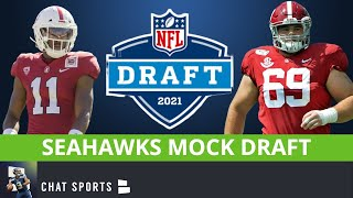 NFL Mock Draft: Seattle Seahawks 7-Round Draft Picks For 2021 NFL Draft