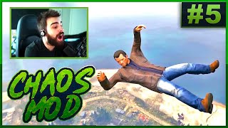 GTA V Chaos Mod! #5 - Everything Is Possible (Random Effect Every 30 Seconds) - S01E05