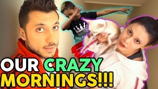 Our Crazy Morning Routine!