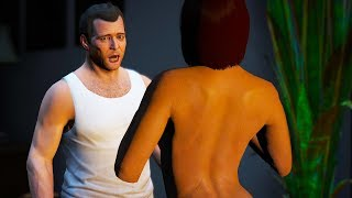 Unexpected Guests (GTA 5 Funny Moments Cinematic)