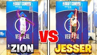 My OFFICIAL NBA DRAFT COMBINE DEBUT!