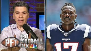 Will Antonio Brown sign with NFL team before season ends? | Pro Football Talk | NBC Sports