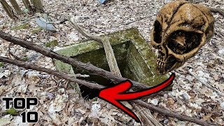 Top 10 Scary Things That Drove People Crazy