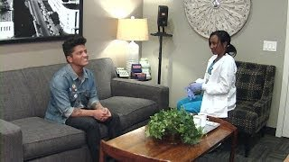 Ellen's in Bruno Mars' Ear – hidden camera prank