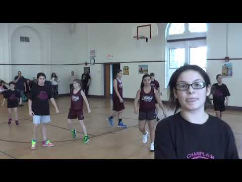 Champlain-Rouses Point - Mooers 5&6 Girls 1-18-14