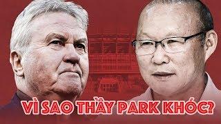 HLV Park Hang Seo khóc khi gặp Hiddink & U22 Việt Nam thắng Trung Quốc