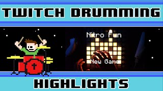 Nitro Fun - New Game (Drum Cover) -- The8BitDrummer