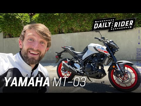 video Yamaha MT 03