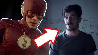 What was Barry saying after exiting the Speed Force? What does it Mean? - The Flash Season 4
