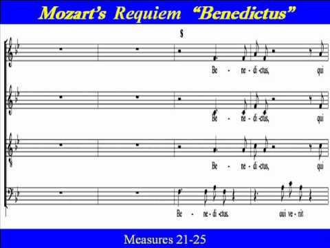 This is the first piece that Mozart ever wrote… when he was FIVE years old