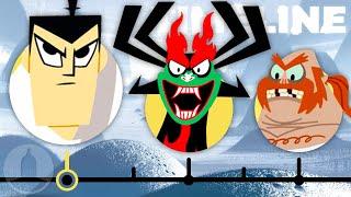 The Complete Samurai Jack Timeline | Channel Frederator