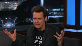 Jim Carrey Tells  Government And Illuminati Secrets (Mandela Effect)