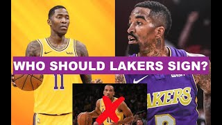 5 Best Options The Lakers Should Replace For Avery Bradley