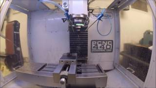 CNC Burr Puzzle