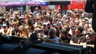 Retrograde - Silverstein (Live @ Warped Tour | Glendale, AZ | 6/22/17)