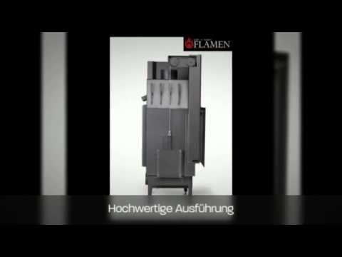 FLAMEN- Warmluft Kamineinsatz  SIGMA 70V F