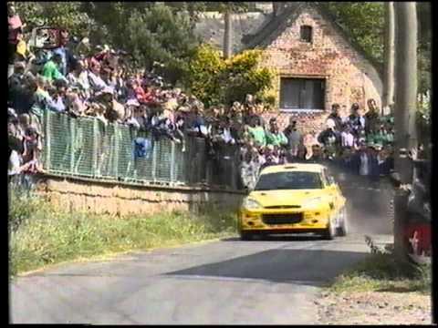 Éra vozů WRC v Čechách