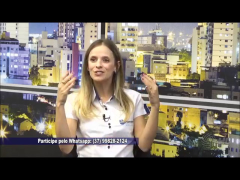 imagem Entrevista da Consultora Marcela Linhares no Programa Espaço Aberto do Evandro Araújo.