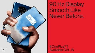 OnePlus 7T - Reveal