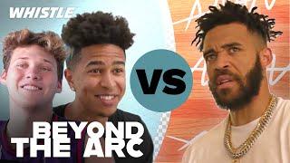 2HYPE vs. JaVale McGee | How Jesser, Kris London & Crew Became YouTube STARS