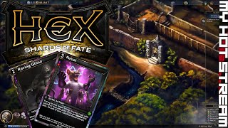 Hex: Shards of Fate - Ruins of Kukatan - Zombie Tribal (7/8)