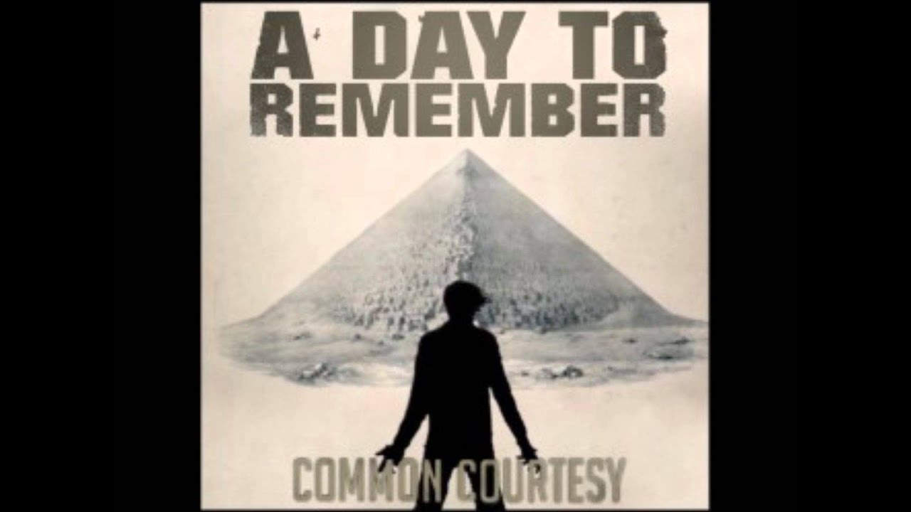 New A Day To Remember Song Violence (Enough is Enough ... A Day To Remember Violence Lyrics