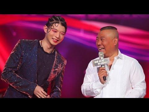 20140329 国色天香 霍尊挑战刘欢神曲 张远演唱卷珠帘