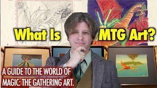 What is MTG Art? A Guide To The World of Magic: The Gathering Art
