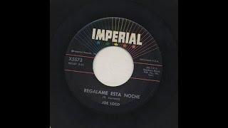 Joe Loco - Regalame Esta Noche - Imperial im-1915
