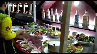 Mehran Hotel Buffet Menu