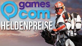 Star Wars Battlefront 2 - Heldenpreise unter 50k, weitere Helden News und Gamescom Info! | NEWS