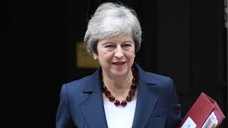 Theresa May addresses the House of Commons after the European Council summit   ITV News
