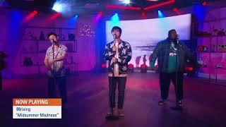 Joji, rich brian,& august 8 - Live performance