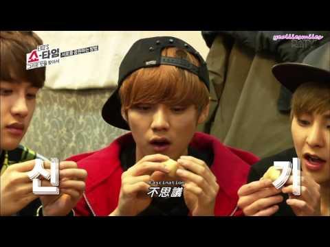 [ENG] 160108 EXO Showtime E7 Unseen Cut
