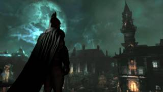 "Batman: Arkham Asylum ""Invisible Predator"" Trailer"