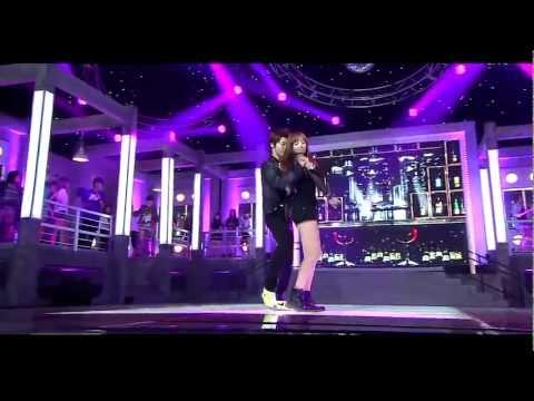 Super Junior  f(x) - Dance Stage.mp4