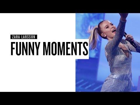 Zara Larsson: Funny Moments