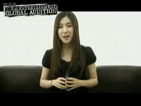 Zhang Li Yin SM Global Audition Message