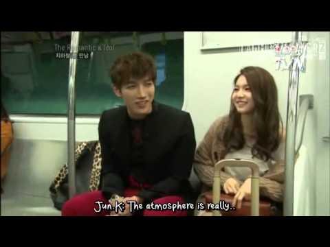 [Eng Sub][Reupload] The Romantic & Idol 2pm's Jun.K Episode 1