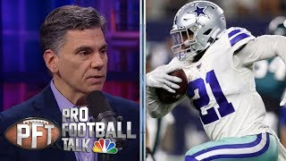 Dallas Cowboys rebound with blowout of Eagles on SNF | Pro Football Talk | NBC Sports