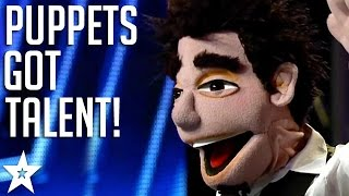 TOP VENTRILOQUISTS on Got Talent! | Got Talent Global