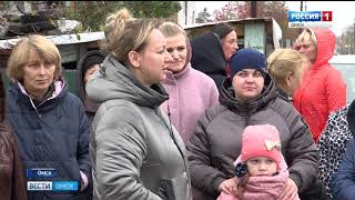 Поселок Рыбачий в эти выходные оказался в центре дорожного скандала