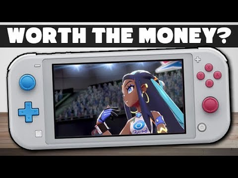 Is The Nintendo Switch Lite Worth It?