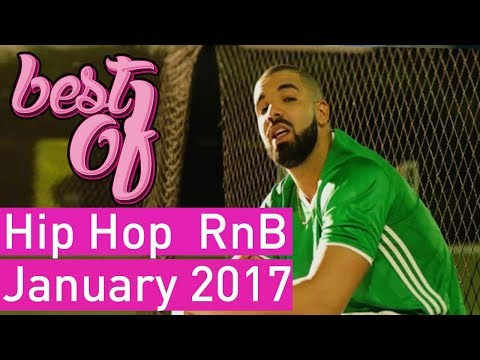 🔥 Best of Hip Hop, RnB, Twerk, Dancehall & Moombahton January - DJ Dila